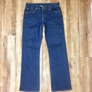 Lucky Brand Dungarees Easy Rider Hi-Rise Jeans 10
